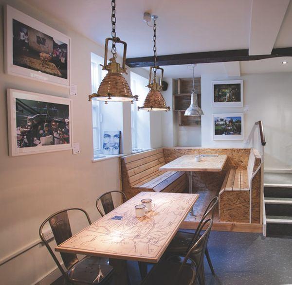 12 แบบร้านกาแฟสด สวยๆ จากทั่วโลก 171 บ้าน ตกแต่งบ้าน Diy แบบ